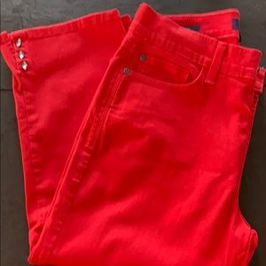 NYD Ariel Crops, Size 4P, Excellent Condition